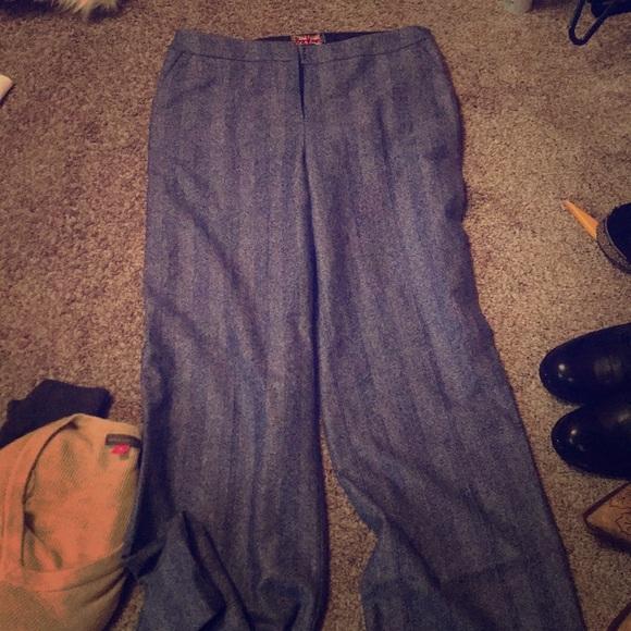 Boden Pants - New Boden Wool Pants